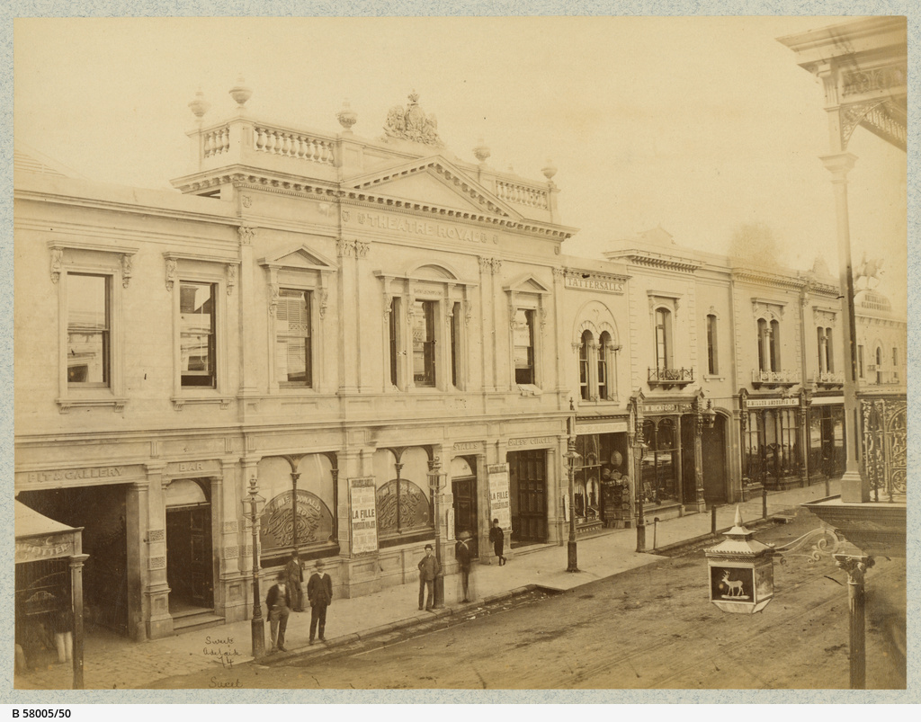 Theatre Royal, Adelaide