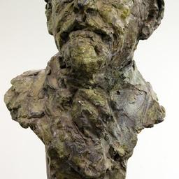 Bust of Sir Hubert Wilkins