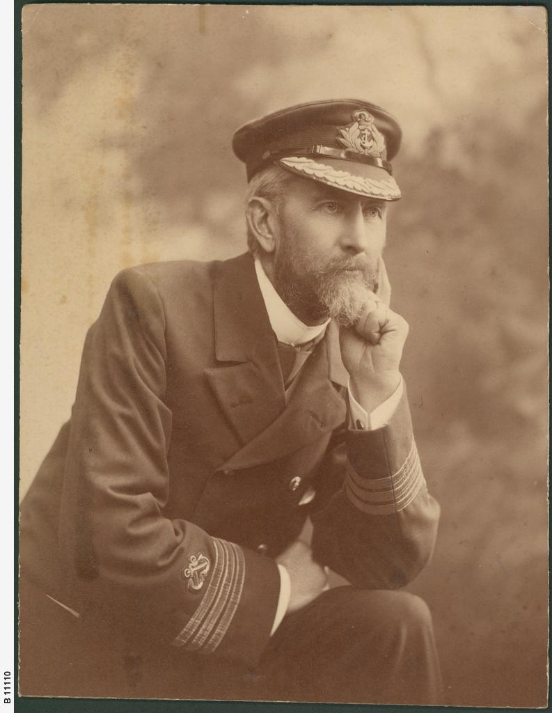 Chapman James Clare