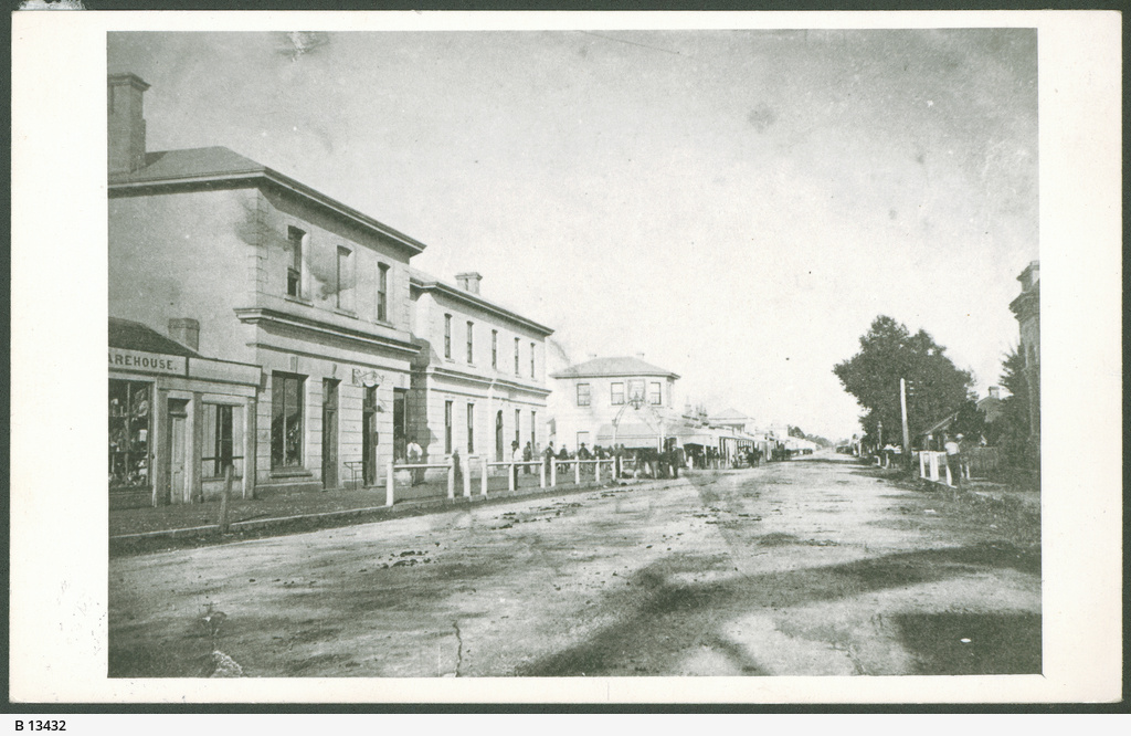 Commercial St., Mount Gambier