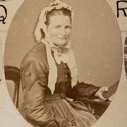 Group of [women] Old Colonists : Rachel Wilkey