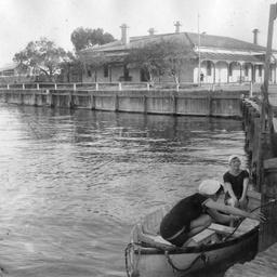Boating at Port Vincent