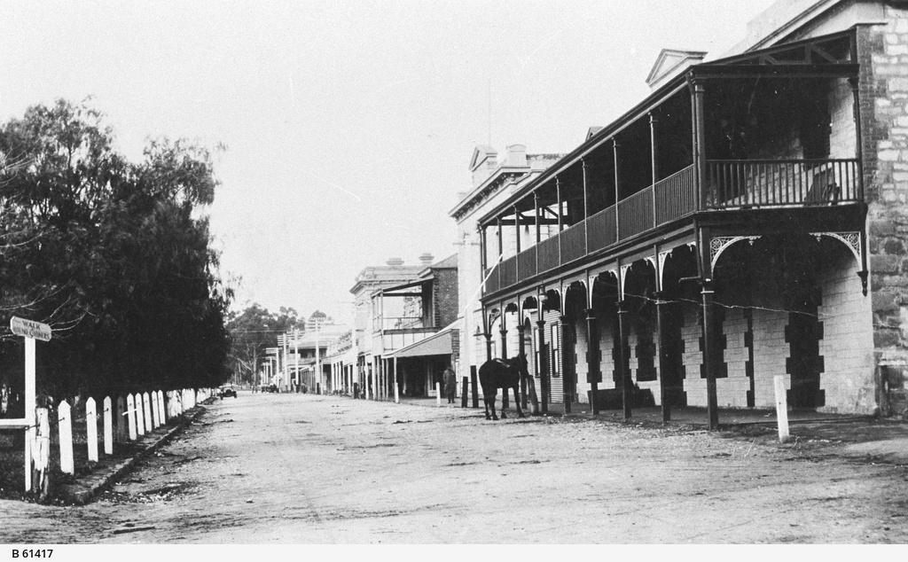 Ayr Street, Jamestown