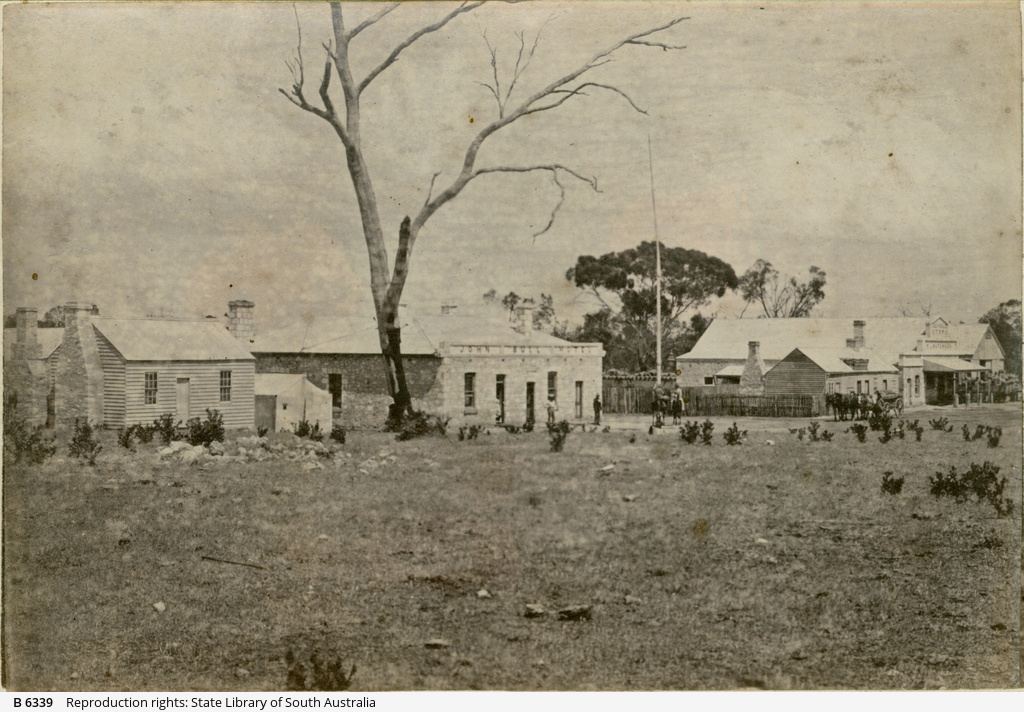 Hotel, Lucindale