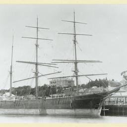 The 'Barfod' at Hobart