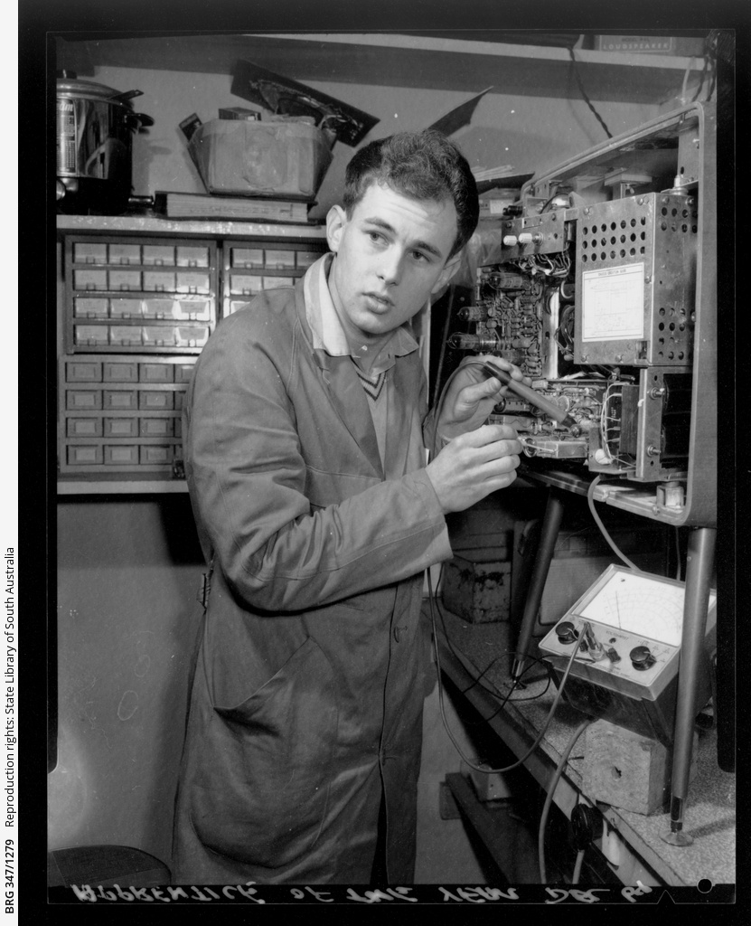 Apprentice of the Year 1964