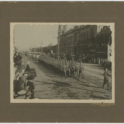 Photographs relating to the First and Second World Wars