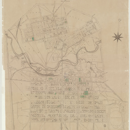 [Plan of] the City of Adelaide [cartographic material]