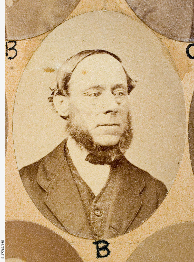 The Old Colonists Banquet Group : James Higgins