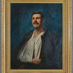 Portrait of Lieutenant E. Claridge