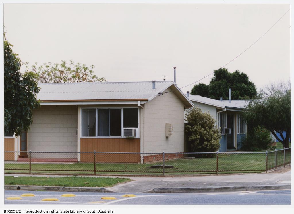 Housing Trust properties at Blair Athol • Photograph • State