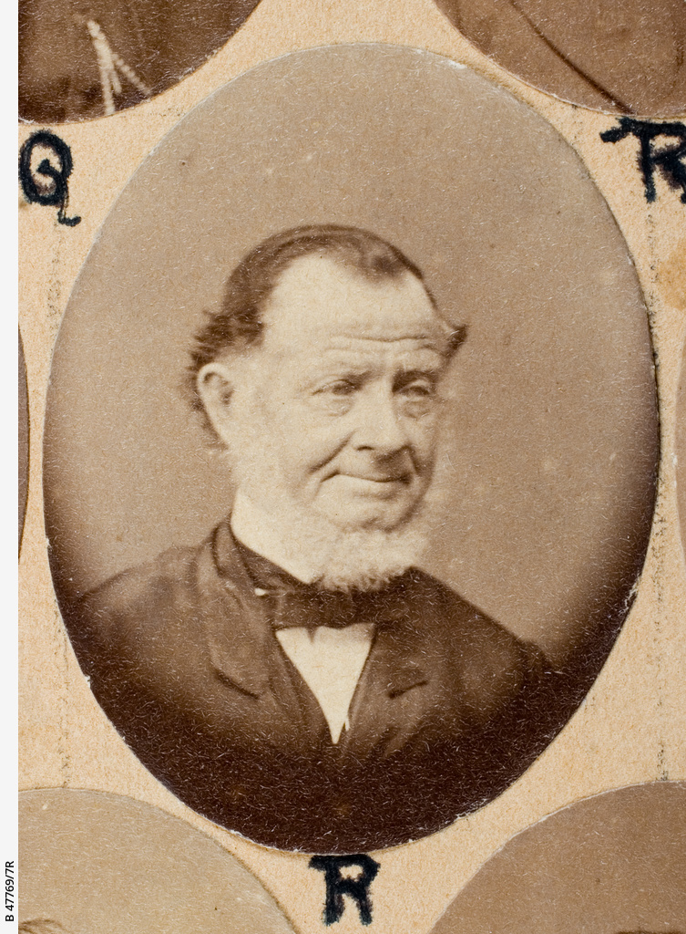 The Old Colonists Banquet Group : Henry Goss