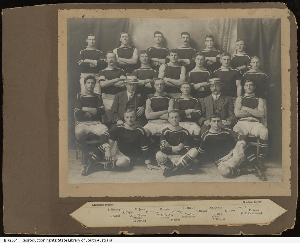 South Australian football team