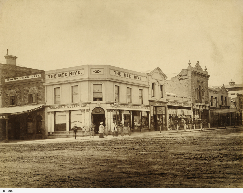 Rundle Street: The Beehive