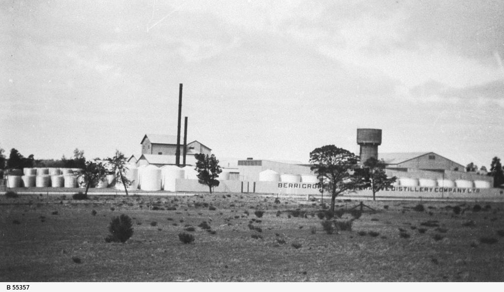 Berri factory