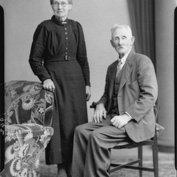 David Crabtree and his wife