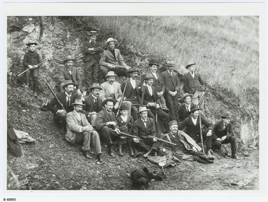 German Rifle Club Members