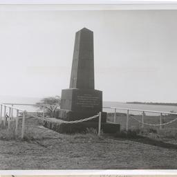 Memorial at Fannie Bay