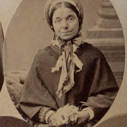 Group of [women] Old Colonists : Frances Bartram