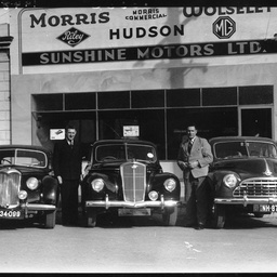 Premises of Sunshine Motors Ltd