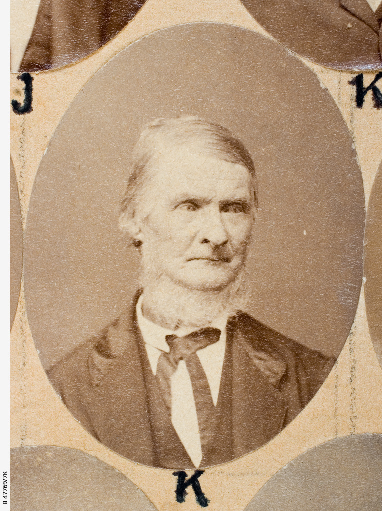 The Old Colonists Banquet Group : James Hunt