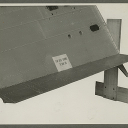 Section of a CAC aircraft.