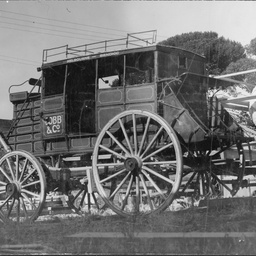 Cobb & Co. Coach