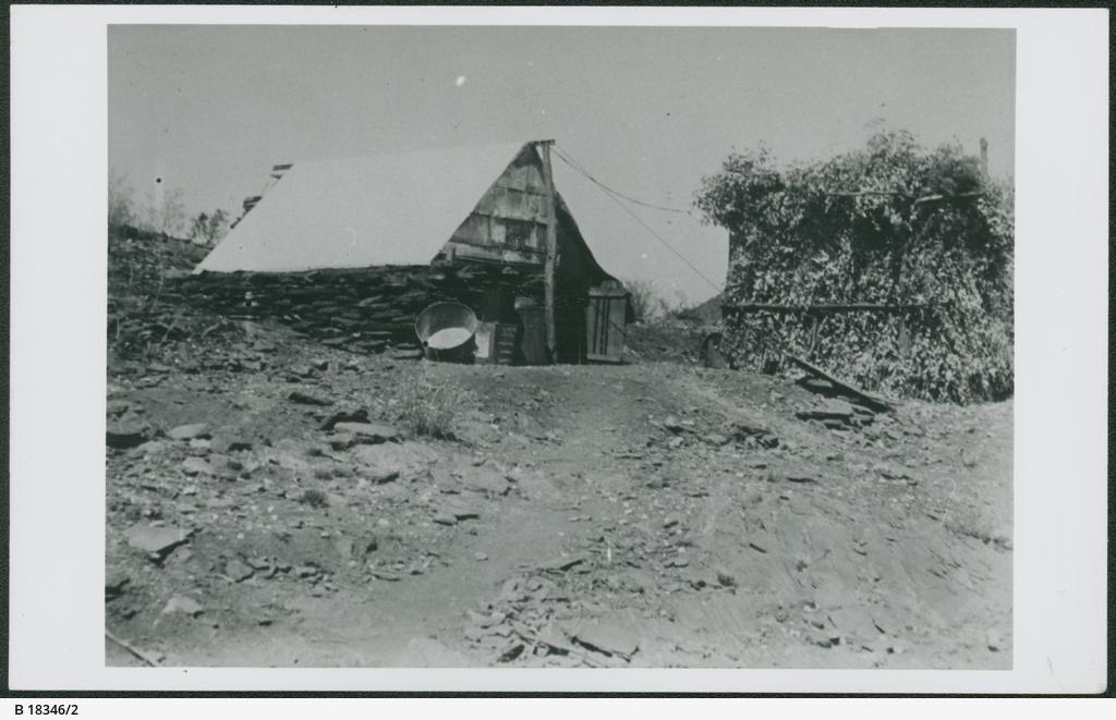A Tent Dwelling