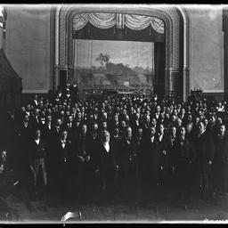 Old scholars of Pulteney Street School, Jubilee Reunion Concert