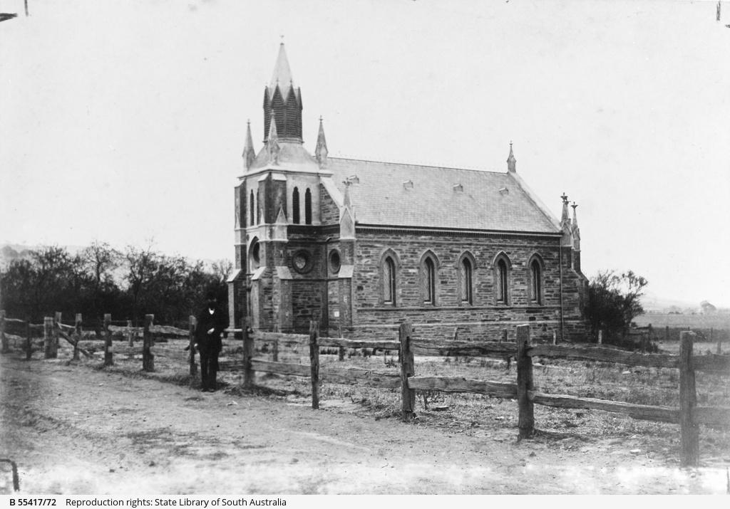 St. Stephen's Church of England, Willunga