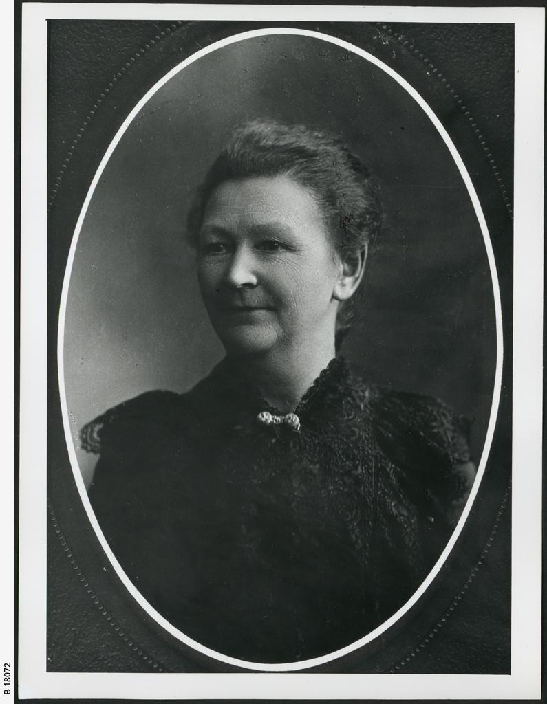 Anna Augusta Bartels