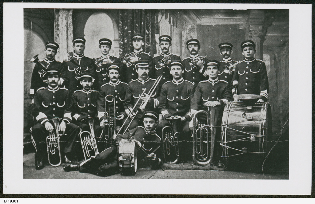 Clare Brass Band