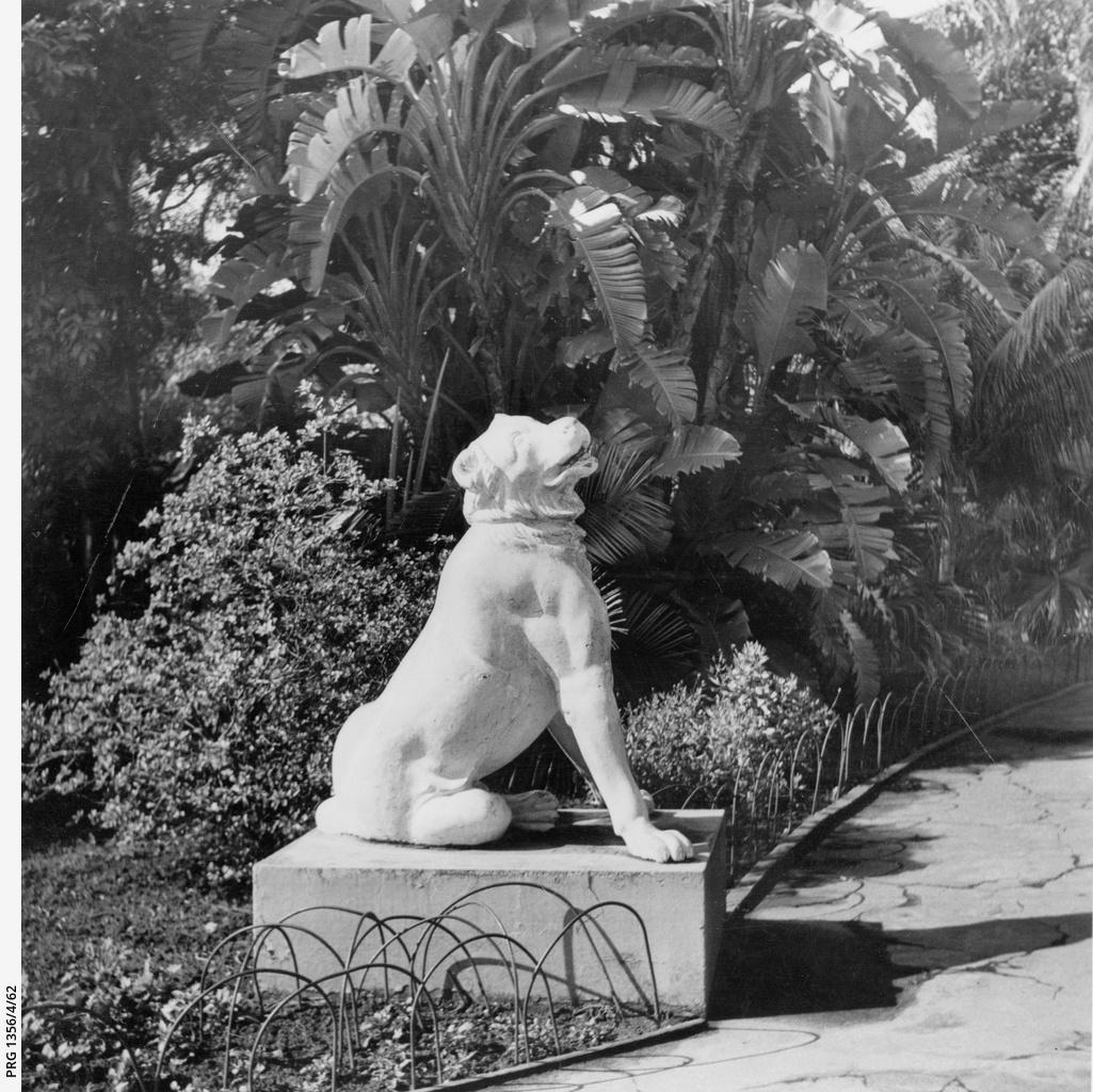 The Children's Pet, Adelaide Botanic Gardens