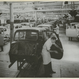 Production Facilities At General Motors Holden 39 S Limited During World War Ii Photograph