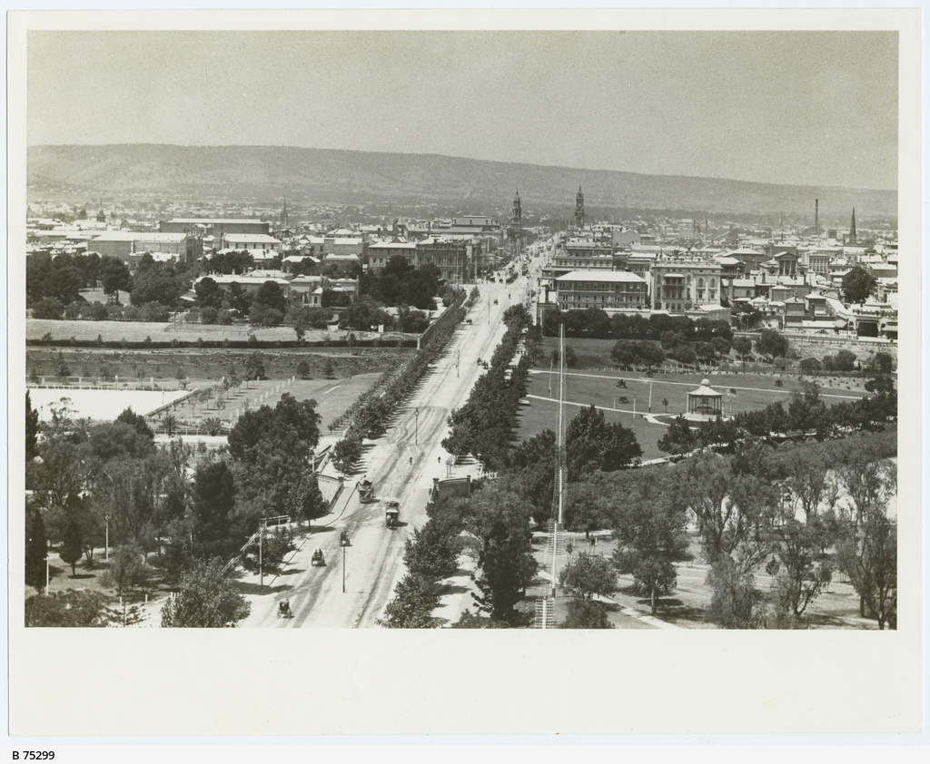 Panorama of Adelaide