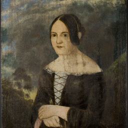 Portrait of Frances Amelia Skipper