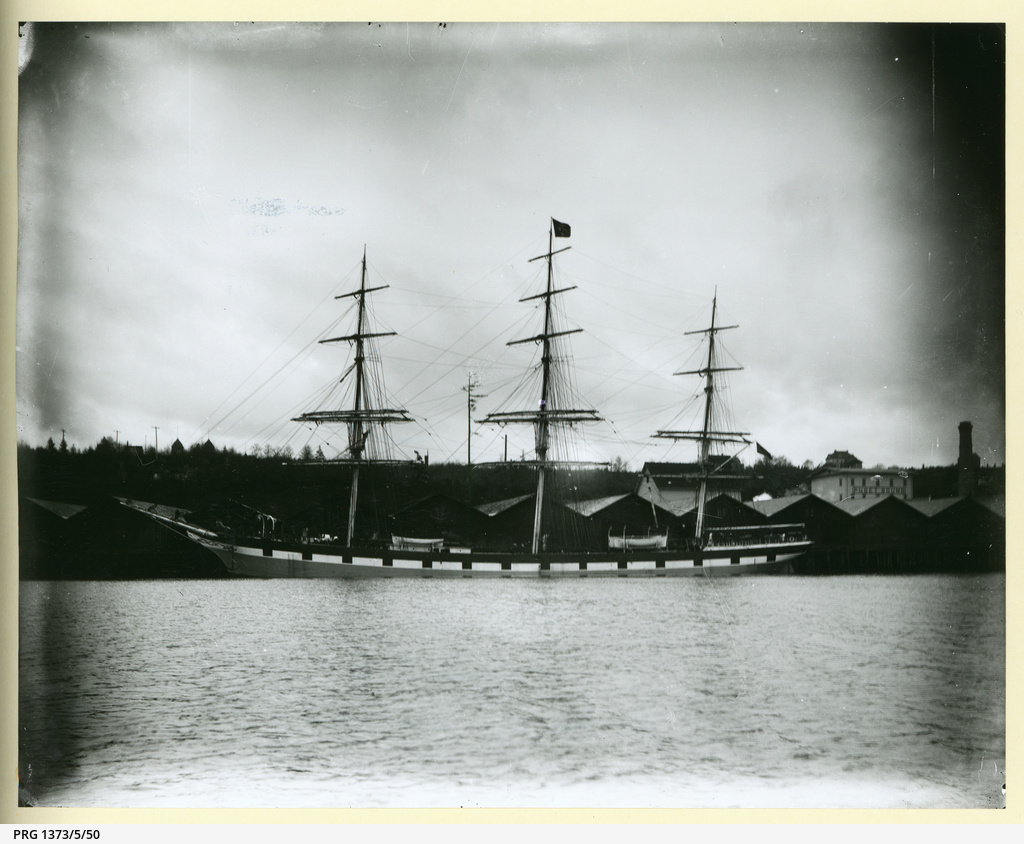 The 'Leyland Brothers' in the Puget Sound