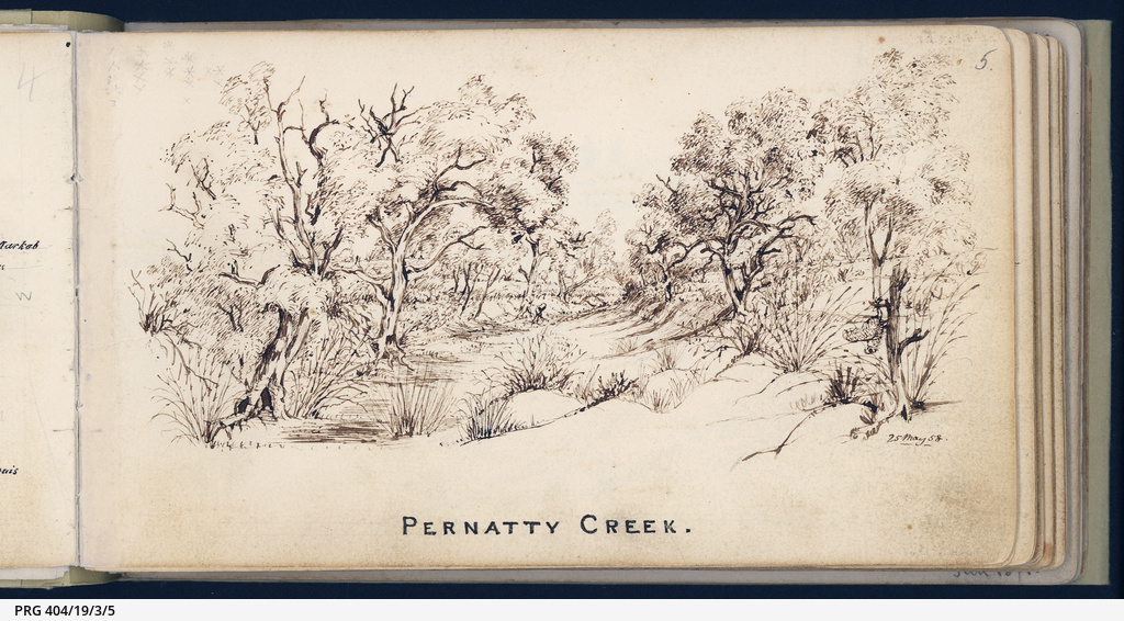 Pernatty Creek