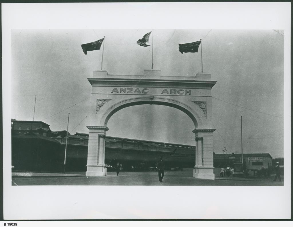 Anzac Arch