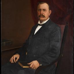 Portrait of William Burford