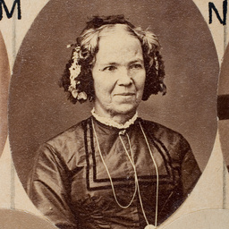 Group of [women] Old Colonists : Harriet Tidy