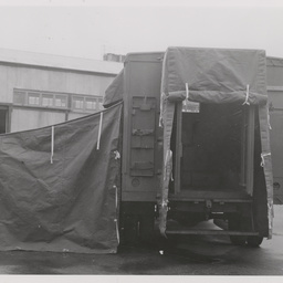 RAAF wireless telegraphy unit.