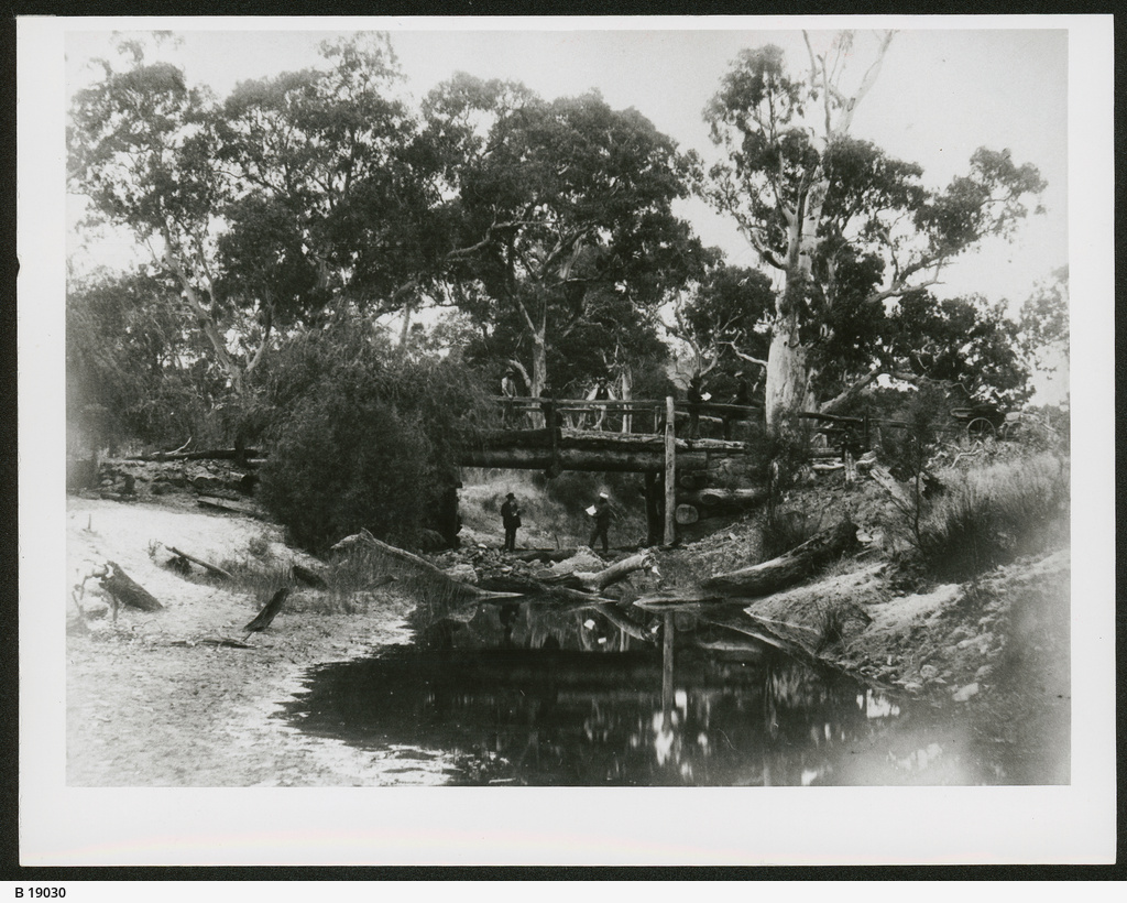 Bridge at Mt. Crawford