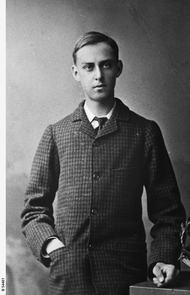 George John Robert Murray