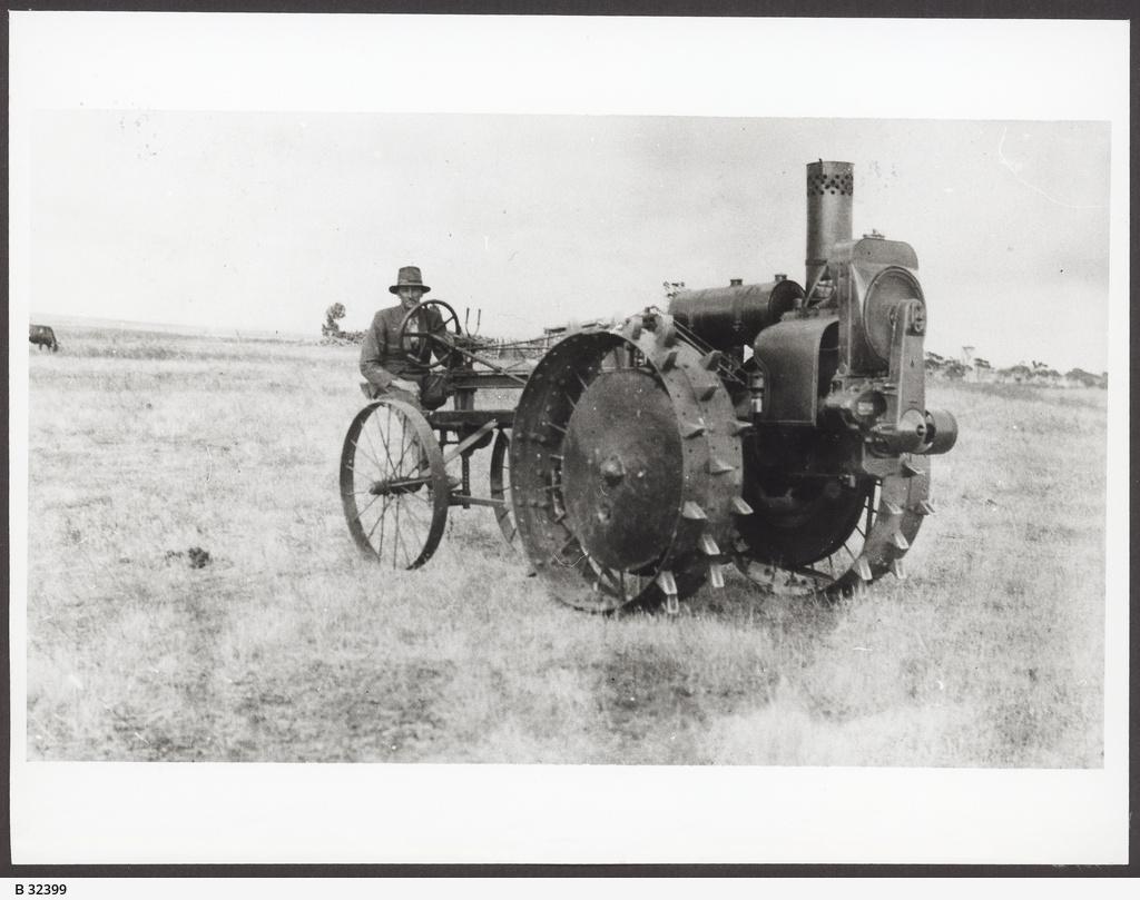 Farming, Kadina