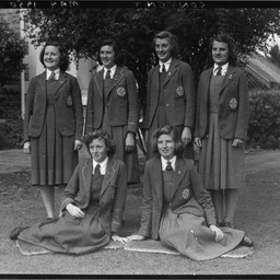 Convent School students