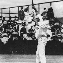 Alf Dunlop, captain of Australia's first Davis Cup team