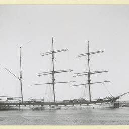 The 'Caithness-Shire' in an unidentified port