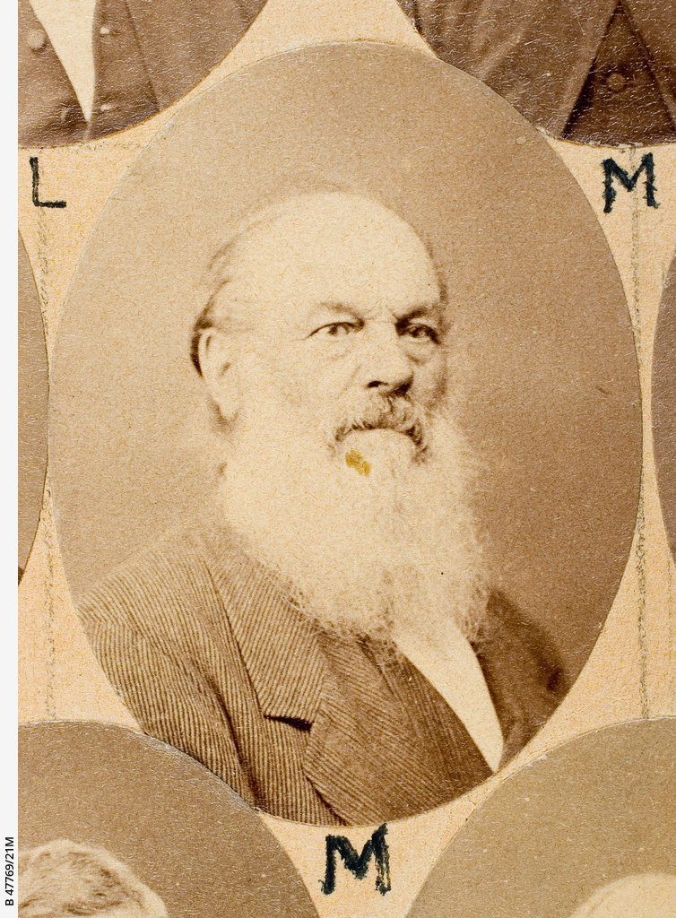 The Old Colonists Banquet Group : Thomas Moody Walker