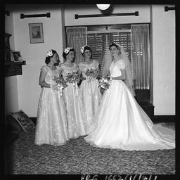 Tohl - Judd wedding